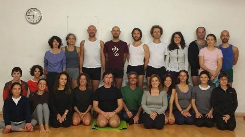 2016 - Seminario con Glenn Ceresoli