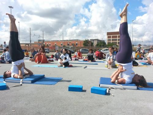 2015 - Yoga Day Bari