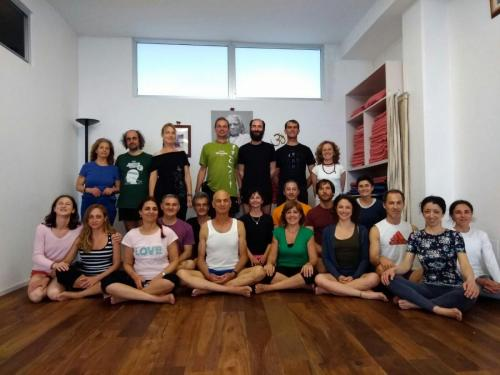2018 - Seminario con Eyal Shifroni